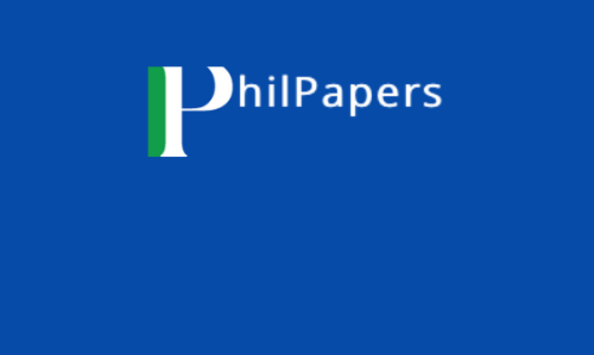 PhilPaper