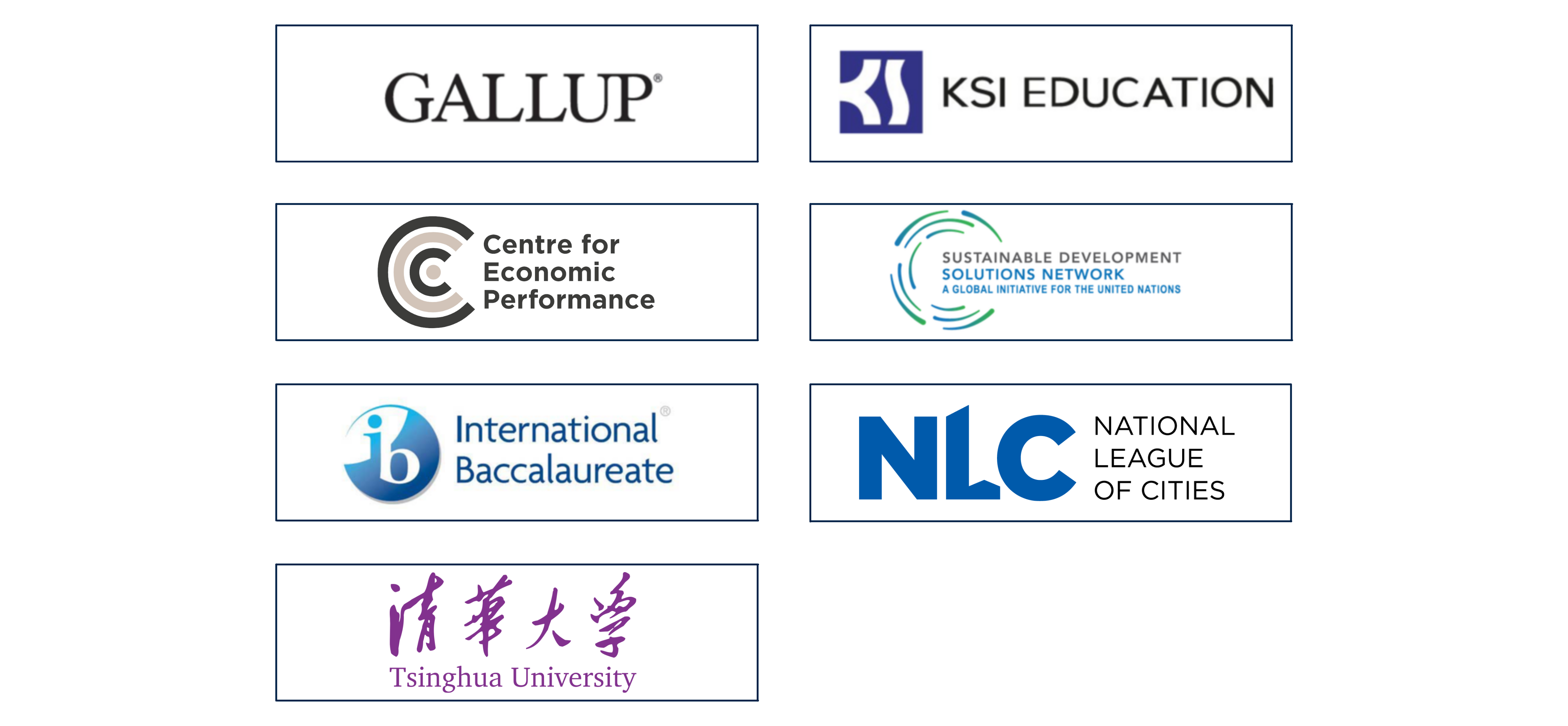 Institutional Partners Logos